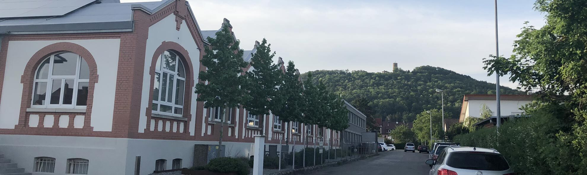 Fabrikstraße in Süßen