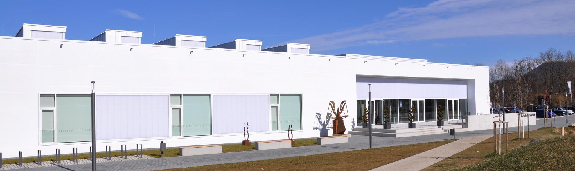 Sporthalle und Kulturzentrum Süßen