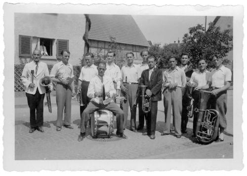 Musikverein 1931