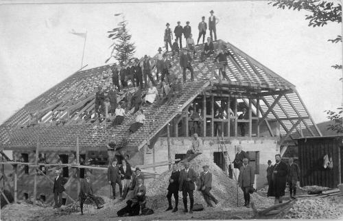 Wasserberghaus 1925